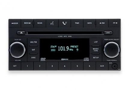 Jeep JK Audio System