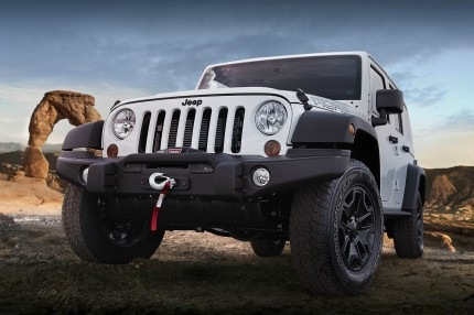 Jeep JK Moab