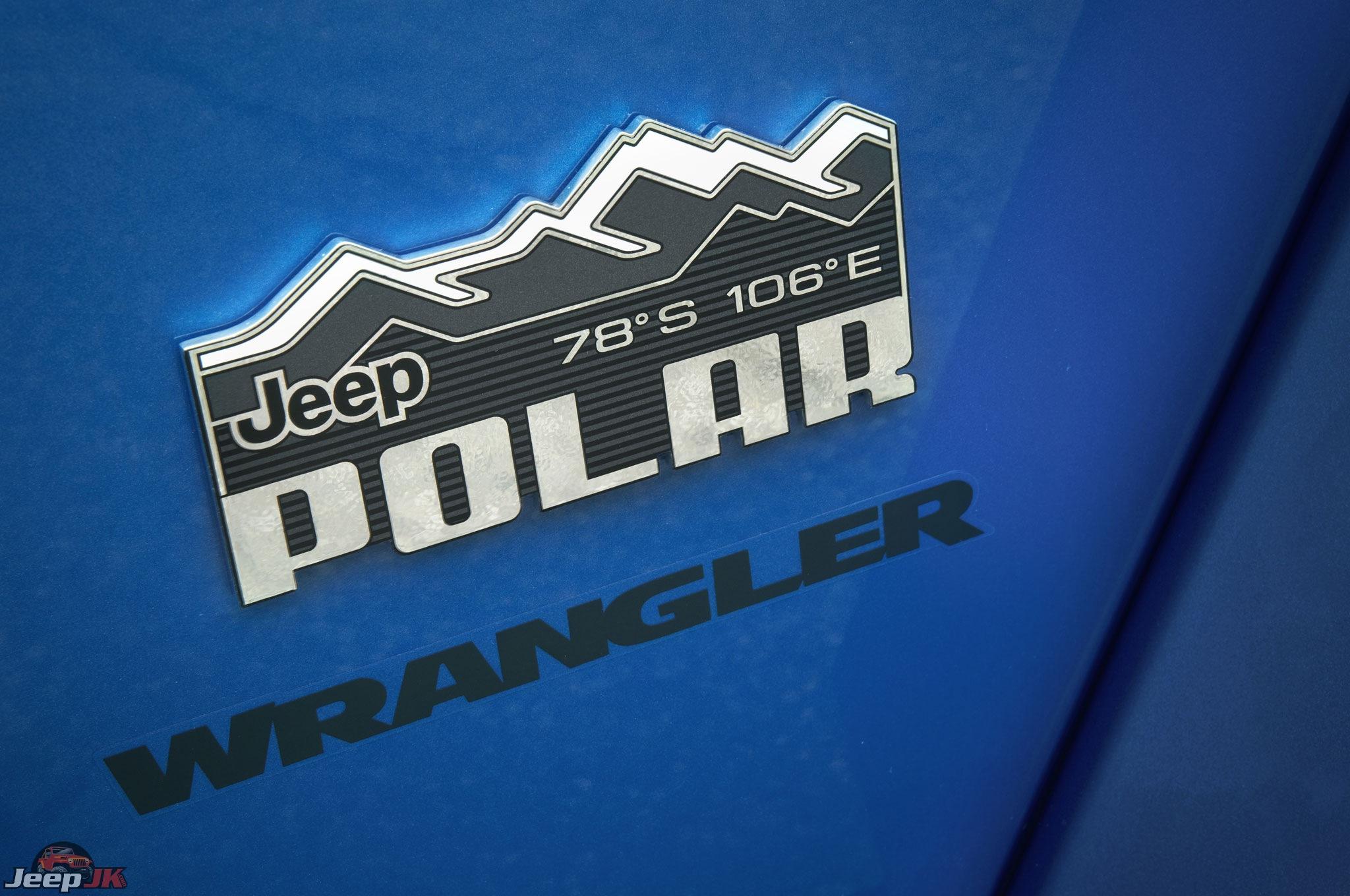 Wrangler Polar Edition Jeep Jk