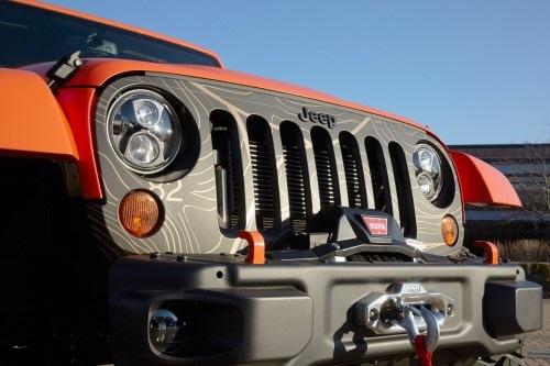 Jeep Wrangler JK MOJO edition