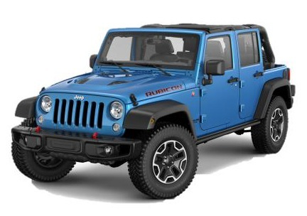 Wrangler Hard Rock Edition
