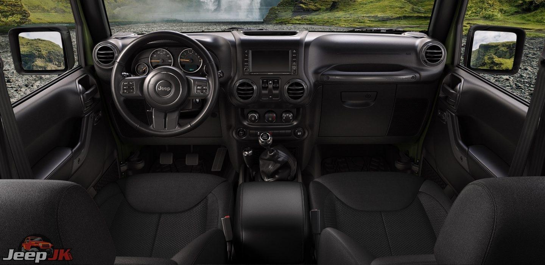 Jeep Wrangler Willys Wheeler