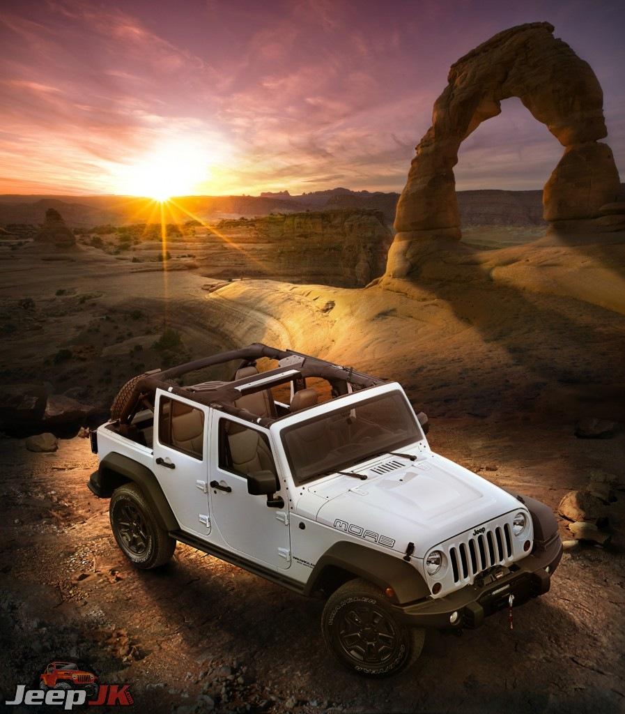 Jeep Moab