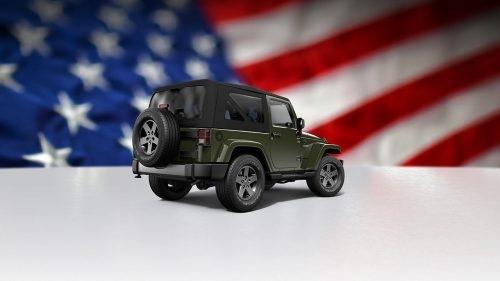Jeep Wrangler Freedom Edition
